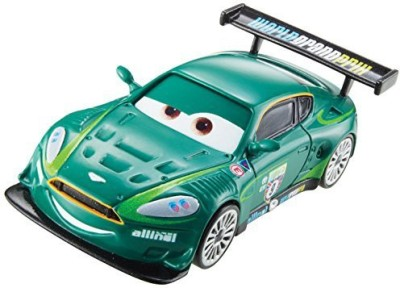 Mattel disney/pixar cars Nigel Gearsley Diecast