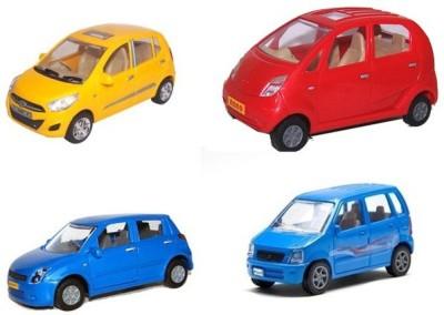 A R ENTERPRISES I 10, NANO, WAGON-R AND SWIFT -COMBO OF 4 CARS