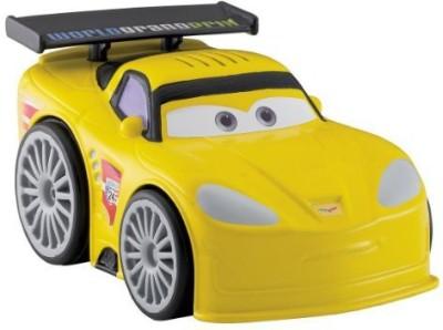 Fisher-Price Shake ,N Go disney/pixar cars 2 Jeff Gorvette