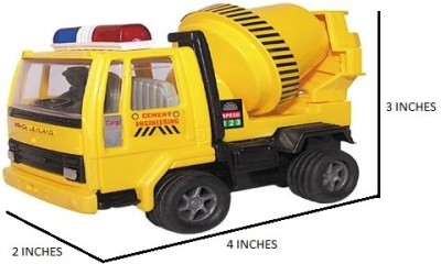 Centy Toys Concrete Mixer