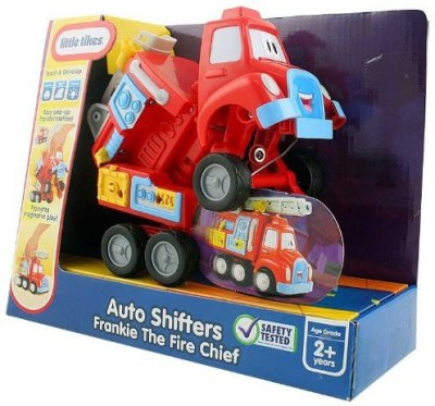 Little Tikes Auto Shifters Frankie The Fire Chief