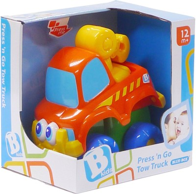 BKids Early Start Push N Go Tow Truck