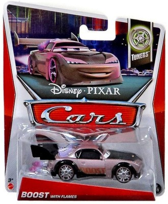 Disney Pixar Pixar Cars Tuners Die-Cast Boost with Flames