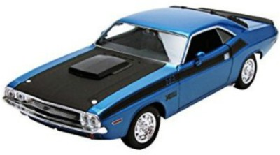 Welly 1970 Dodge Challenger T/A 1:24 Die-Cast Model