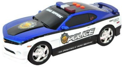 Toystate State Road Rippers Protect And Serve Chevy Camaro Police