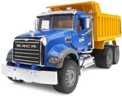 Bruder Toys Bruder Mack Granite Dump Truck