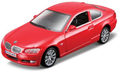 Maisto Maisto Power Kruzerz 4.5 inch Pull Back Action - BMW 335i Diecast Model Car