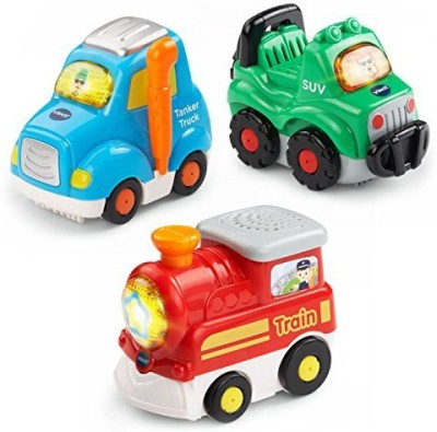 VTech Go Go Smart Wheels Utility3Pack