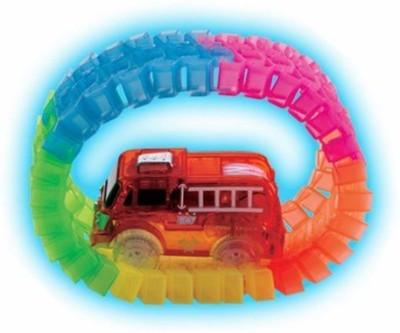 Mindscope Ttw30 Neon Glow Twister Track Roller Wheel