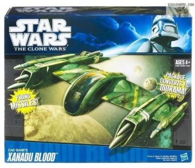 Star Wars Clone Wars Cad Bane,S Xanadu Blood