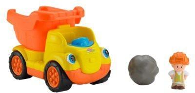 Fisher-Price Little People Rumblin Rocks Dump Truck