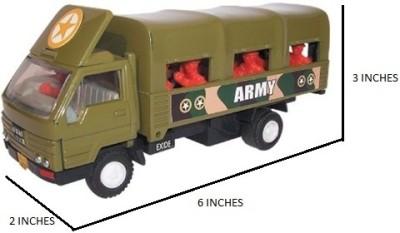 Centy Toys Army Truck DCM