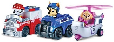 Paw Patrol Rescue Racers (3Pack)