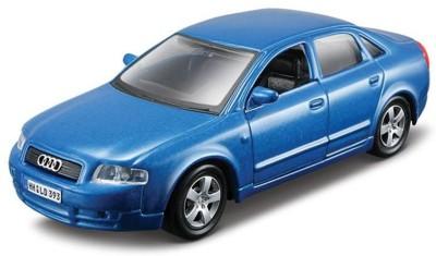 Maisto Power Kruzerz 4.5 inch Pull Back Action - Audi A4 Blue