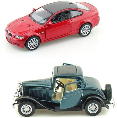 i-gadgets Kinsmart BMW M3 Coupe and Ford 1932