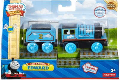 Fisher-Price The Train Wooden Railway