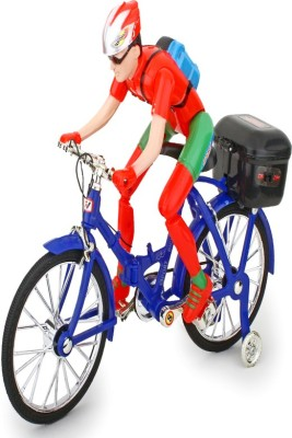 Foxy Mykid Light And Music Street Bicycle With Battery Included