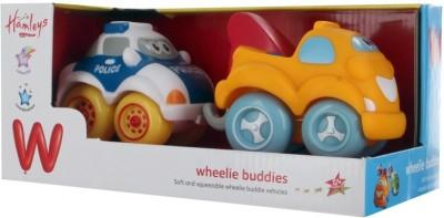 Hamleys Chunky The Wheelie Buddies