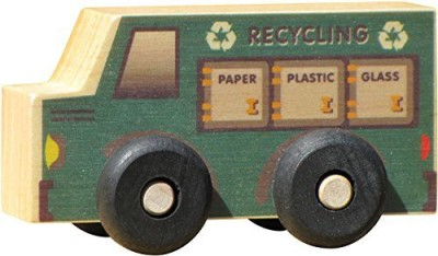 Maple Landmark Scootsrecycling Truck Made In Usa