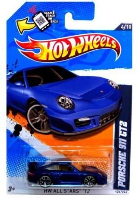 Mattel Hot Wheels Porsche 911 Gt2 124/247