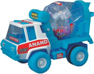 ANAND CEMENT MIXER FRICTION