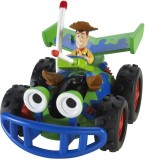 Mattel Toy Story Pull and Go Woody and R...