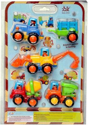 Just Toyz Construction Toys Set