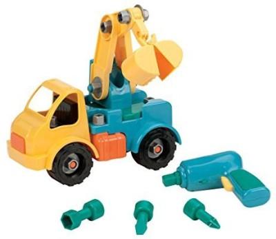Battat Take-A-Part Toy Vehicles Crane