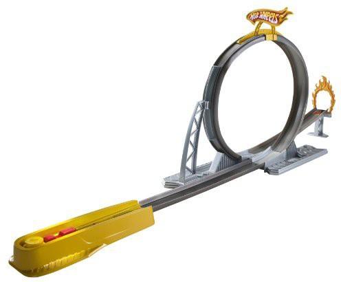 Hot Wheels Speed Cycles Daredevil Stunt Track Set Flipkart
