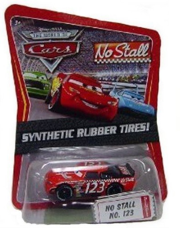 Disney Pixar Cars Movie Exclusive 155 Die Cast Car With Sythentic(Red)