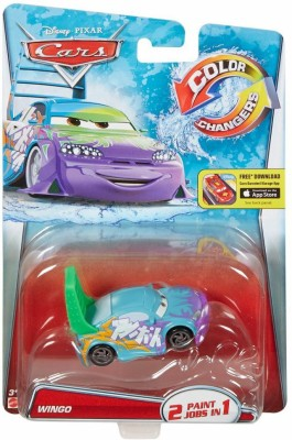 Disney Pixar Color Changer Wingo Vehicle