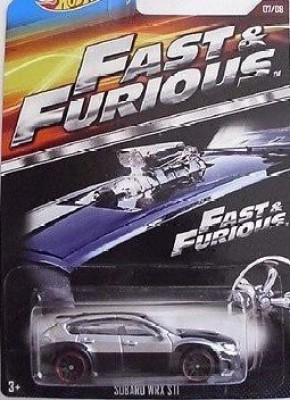 Mattel Hot Wheels 2015 Fast And Furious Release