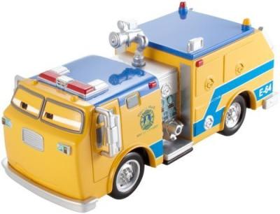 Mattel Disney Planes Fire And Rescue Pulaski Diecast