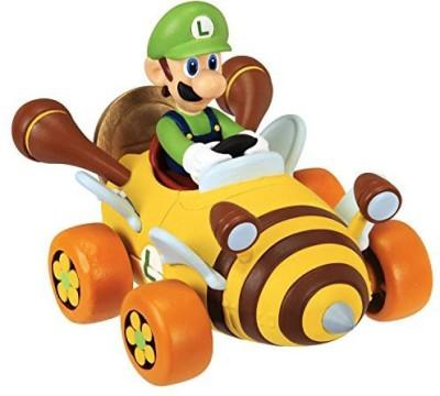 Nintendo Super Mario Crasher Wave 1 Luigi Playset