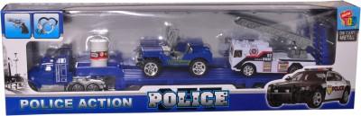 Mera Toy Shop Alloy Car 4 Mix -Lift