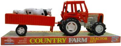 Speedage Country Farm Tractor Set PB