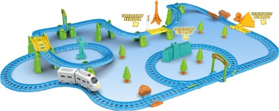 Saffire Kids Big Starter Train with Intelligent Sensing and Dialog with Light Effects