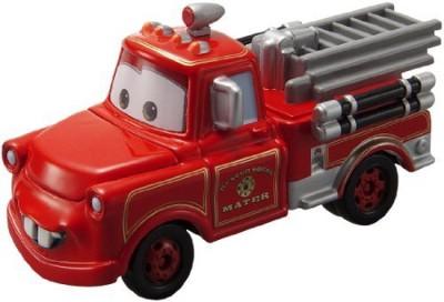 Takara Tomy Cars Tomica Toon Rescue Squad Mater Disney Pixar C35