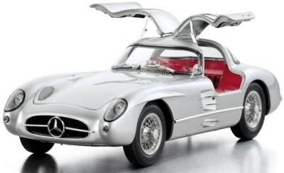 Maisto Mercedes Benz 300 Slr Uhlenhaut Coupe