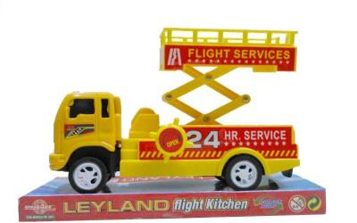 Speedage Leyland Flight Kitchen Pull Back