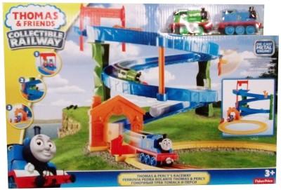Thomas & Friends Thomas & Percy's Raceway