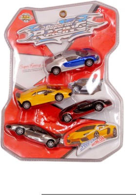 Tabu Super Racing Car Set (4 Car)