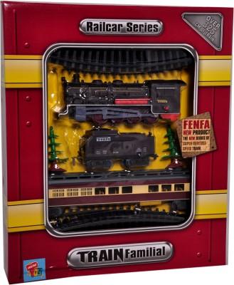 Mera Toy Shop Train Familial Railcar Series
