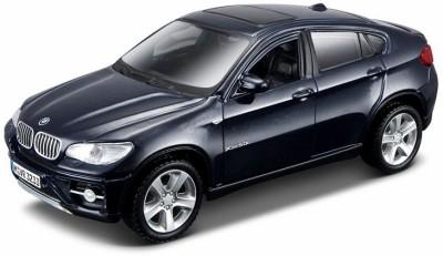 Maisto Maisto Power Kruzerz 4.5 inch Pull Back Action - BMW X6 Diecast Model Car