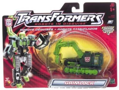 Hasbro Transformers Grimlock Combiners 2001 Moc