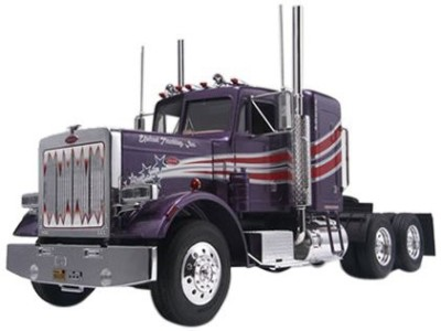Revell 125 Peterbilt 359 Conventional Tractor