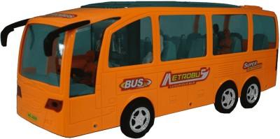 Adraxx Luxury Tourist Electric Metro Toy Bus