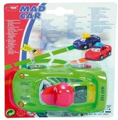 DICKIE TOYS MAD CAR 3