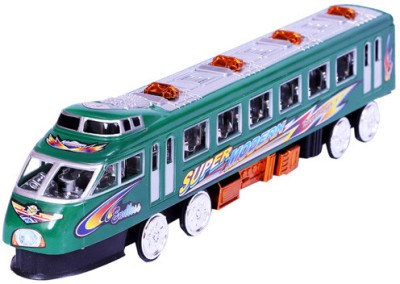 E Soft Super Express Train Friction Toy for Kids