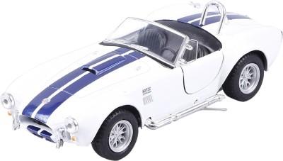 BRECKEN PAUL Baby Steps | Kinsmart 1965 Shelby Cobra 427 S/C White